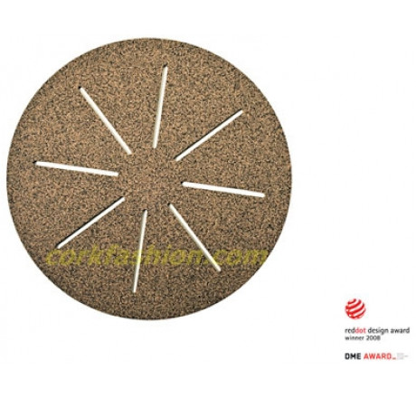 Cork Bath Mat - Ralo (model SD-21.03.01) from the manufacturer Simpleformsdesign